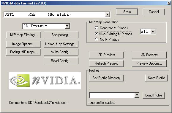 idTech4 ModWiki - Editing MIP Maps